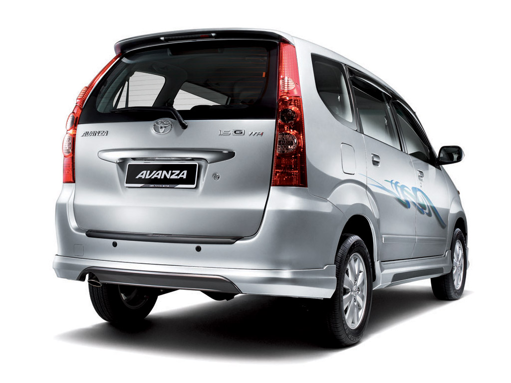 Toyota Avanza Wallpaper 2011 Now In Pakistan Xcitefun Net