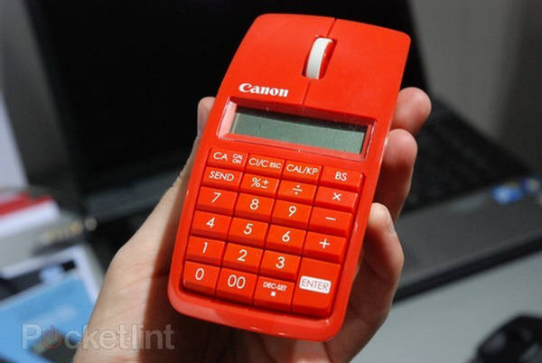 Canon X Mark Calculators With Bluetooth Mouse And Keypad