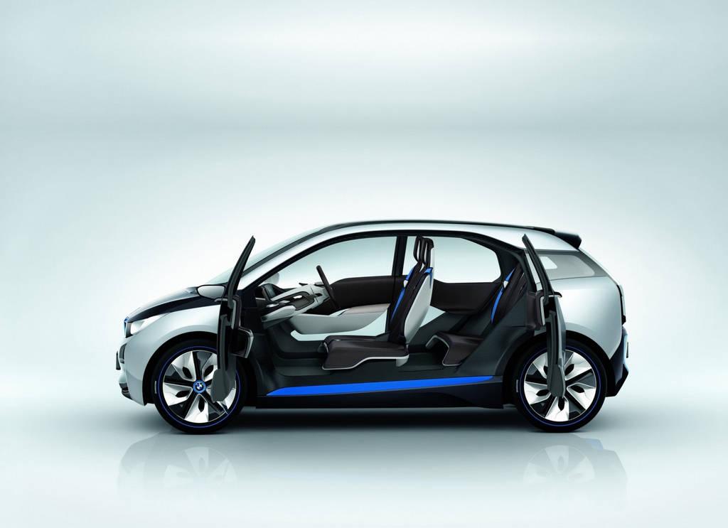 BMW i3 Concept car Wallpapers 2011 - XciteFun.net