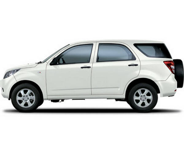 Toyota Terios SUV In Pakistan