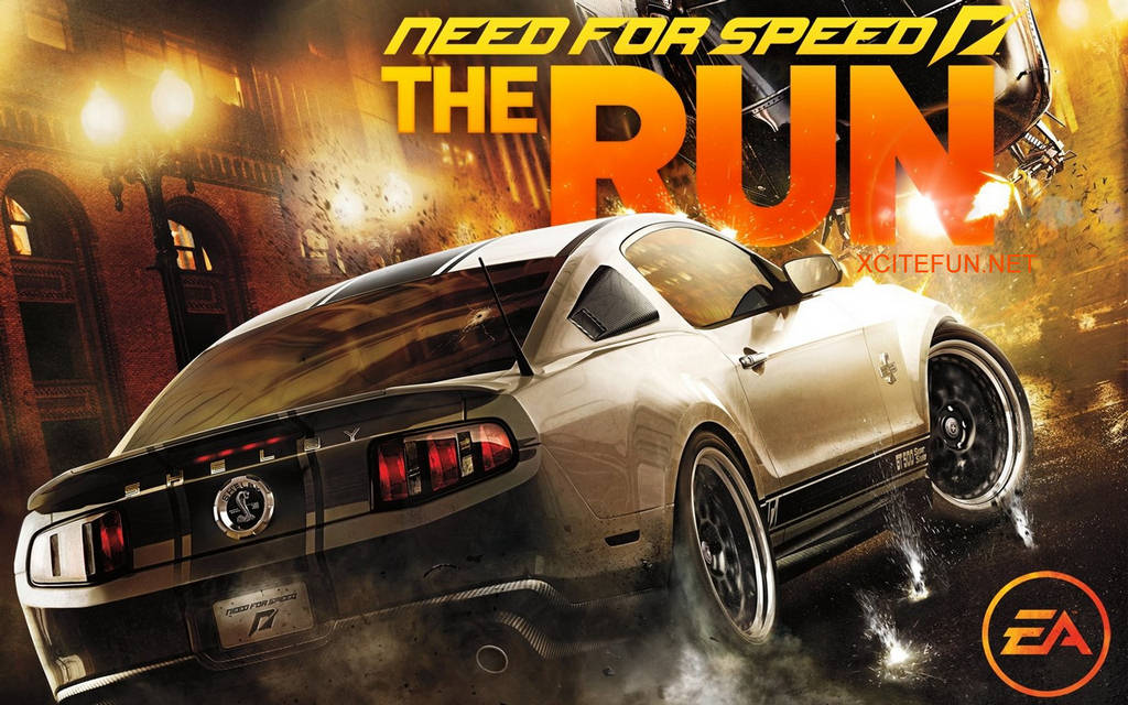 Need For Speed The Run Game Wallpapers Trailer Misc Photography