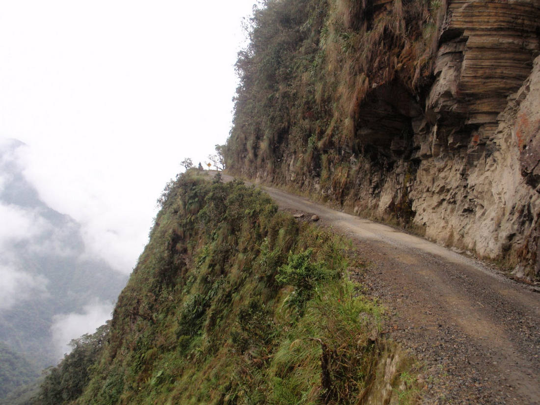 Yungas road world s most dangerous road death road travel