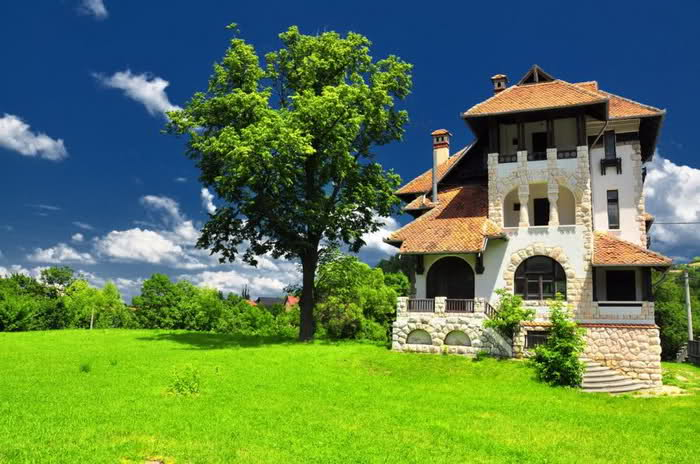 Beautiful house in the world the image for Beautiful houses in the world