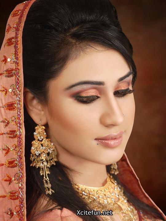 Mehndi Bridal Makeup Tutorial : Mehndi eye makeup tutorial fay