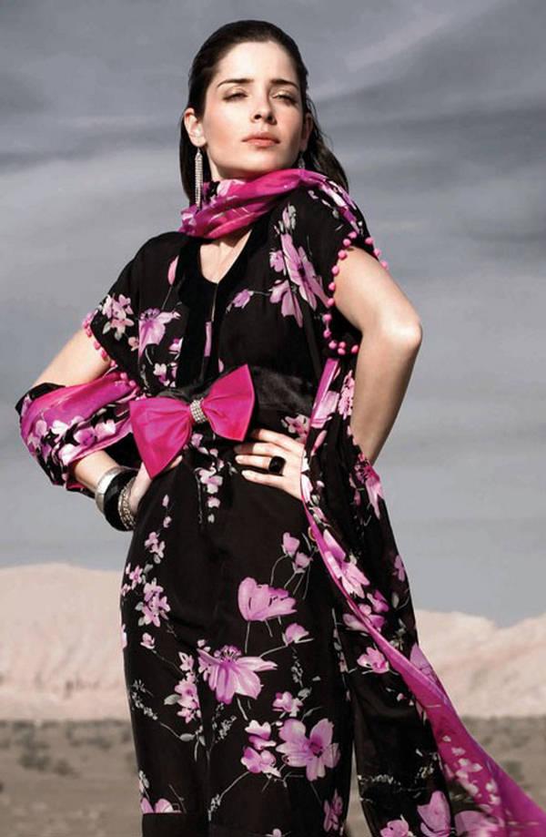 Pakistani EID Dresses Fashion 2011  Girls Collection