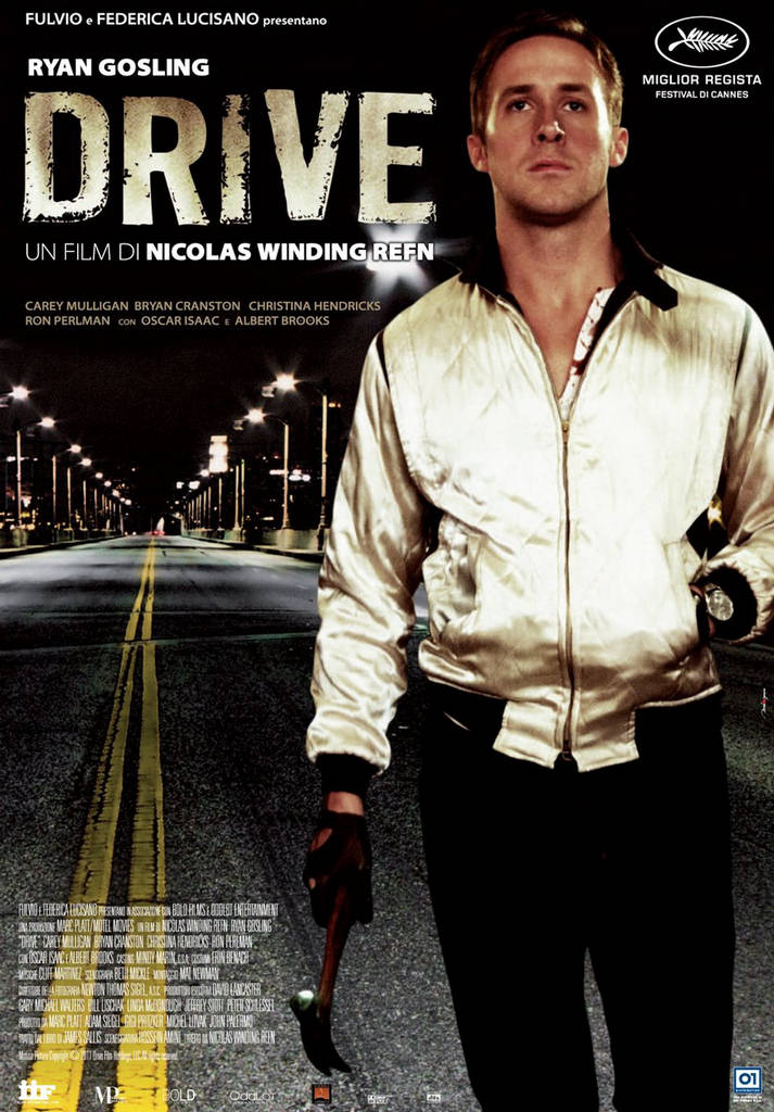 Drive Movie Poster  Ryan Gosling
