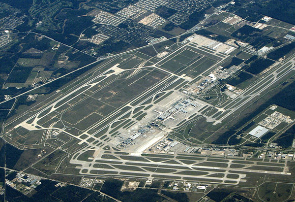 texas houston airport