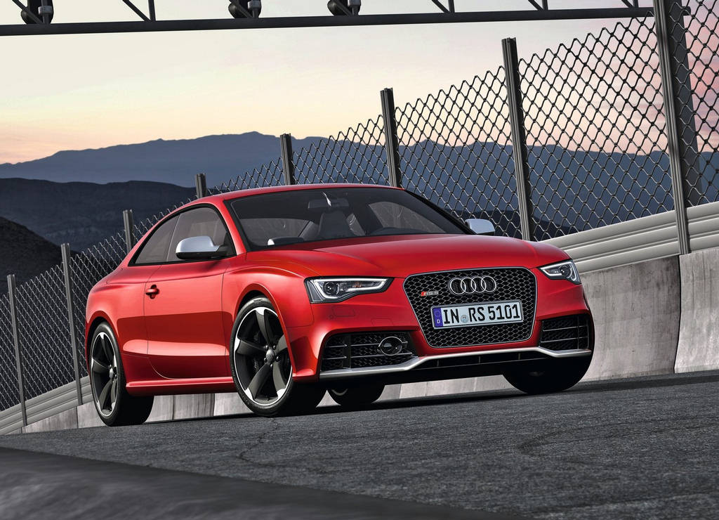 Audi RS5 Car Wallpapers 2012