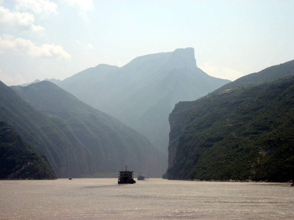 Yangtze River Images Longest River In Asia XciteFunnet - What is the third largest river in the world