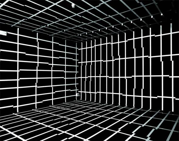 Interconnected Three Dimensional Space Art Xcitefun Net