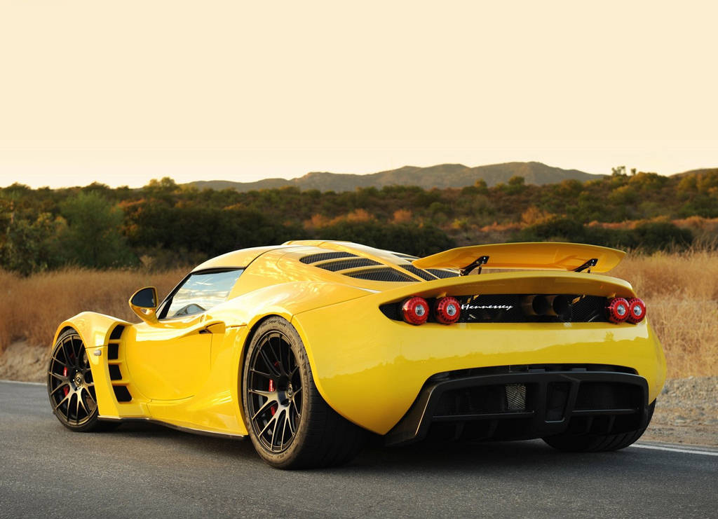 Hennessey Venom Gt Sports Car Wallpapers 2011 Xcitefun Net