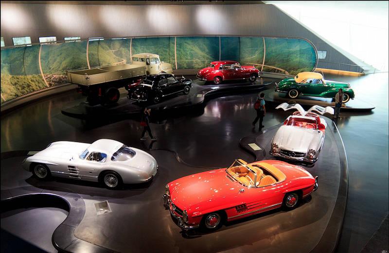 264052xcitefun mercedes benz museum 24 - Mercedes Benz Museum Germany