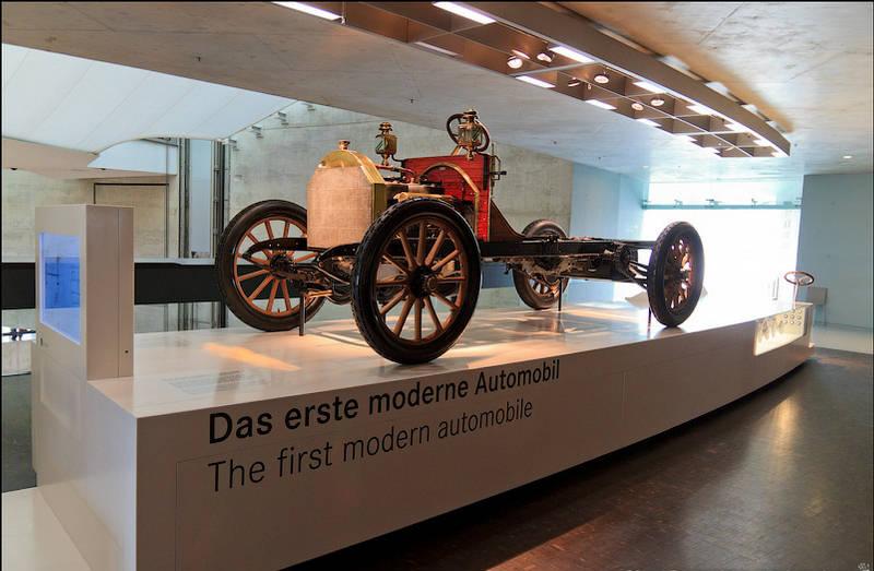 264054xcitefun mercedes benz museum 18 - Mercedes Benz Museum Germany