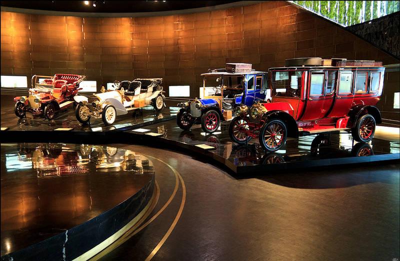 264055xcitefun mercedes benz museum 14 - Mercedes Benz Museum Germany