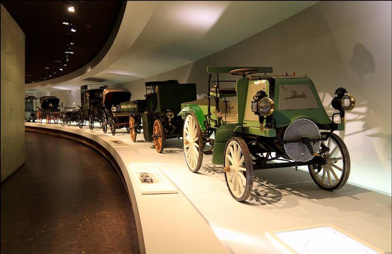 264056xcitefun mercedes benz museum 11 - Mercedes Benz Museum Germany