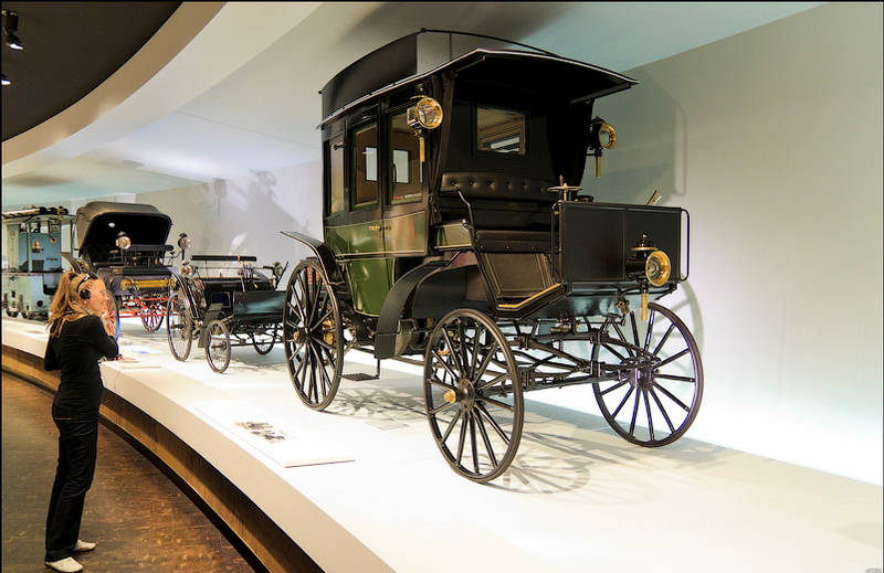 264057xcitefun mercedes benz museum 7 - Mercedes Benz Museum Germany