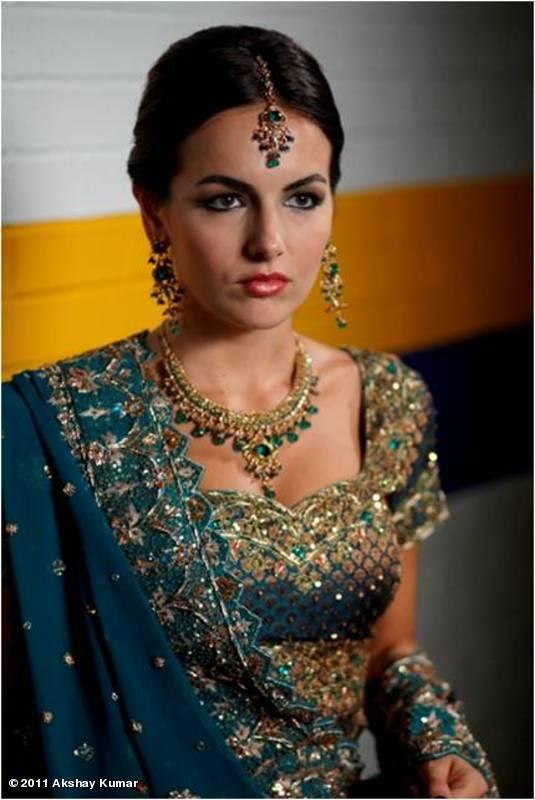 Camilla Belle india