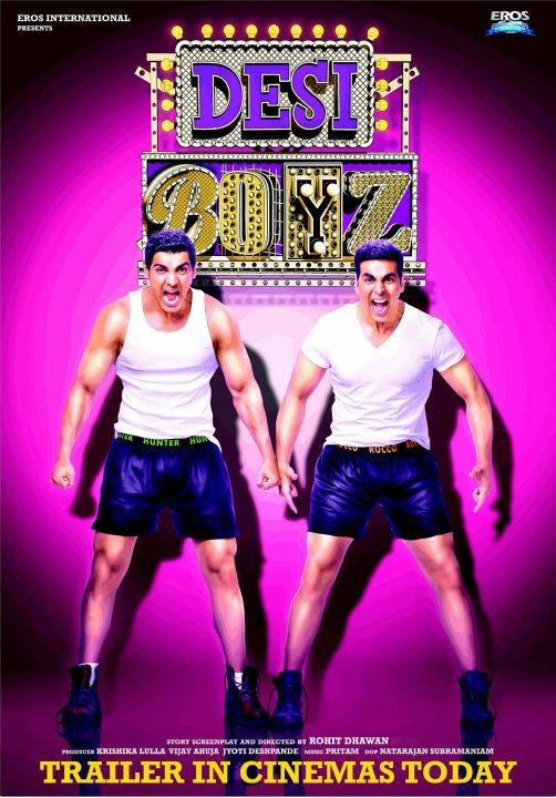 "desi boyz ""Desi Boyz"" আবারও জন-অক্ষয় একসাথে"
