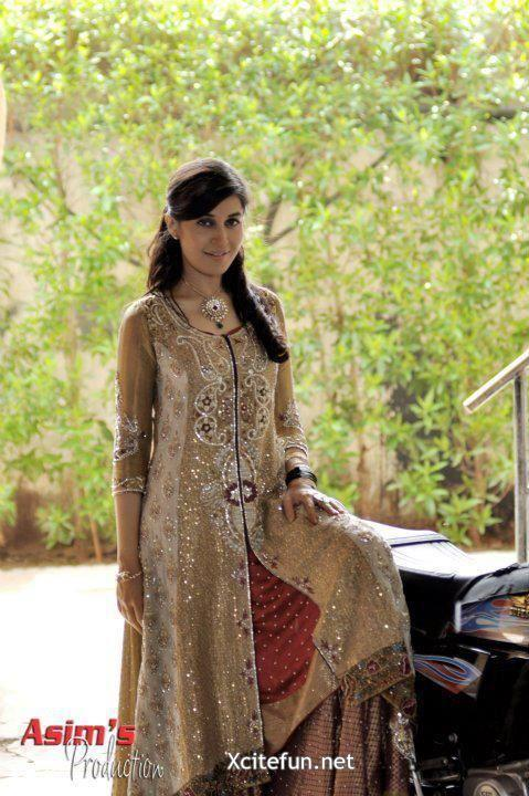 Shaista Wahidi Bridal Dress Shots