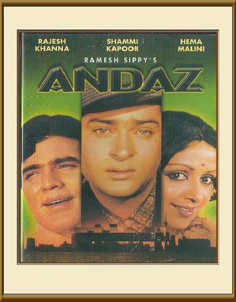 Andaz 1971 Songs