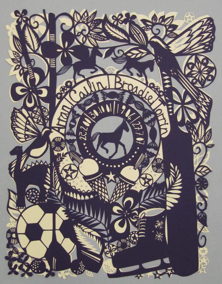 Paper cut art tutorials for Beautiful paper cutting art