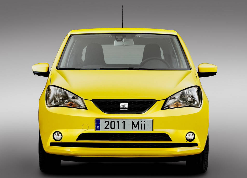 seat mii car wallpapers n images 2013. Black Bedroom Furniture Sets. Home Design Ideas
