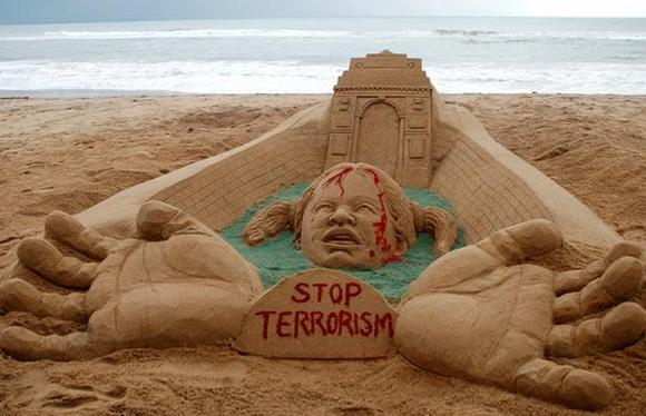 Sand Art by an Indian Part 2