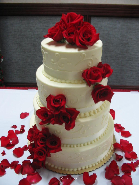 Wedding Cakes - Decorating Ideas - XciteFun.net