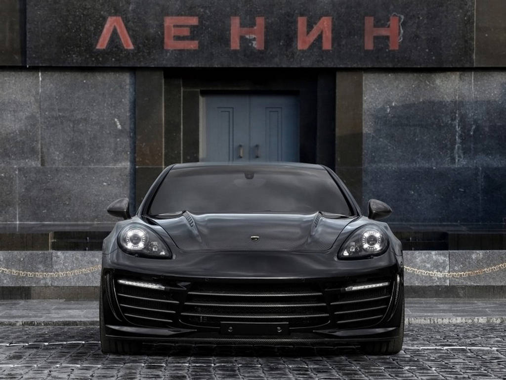 Porsche Panamera Turbo S Car Wallpapers 2012 : Automobiles