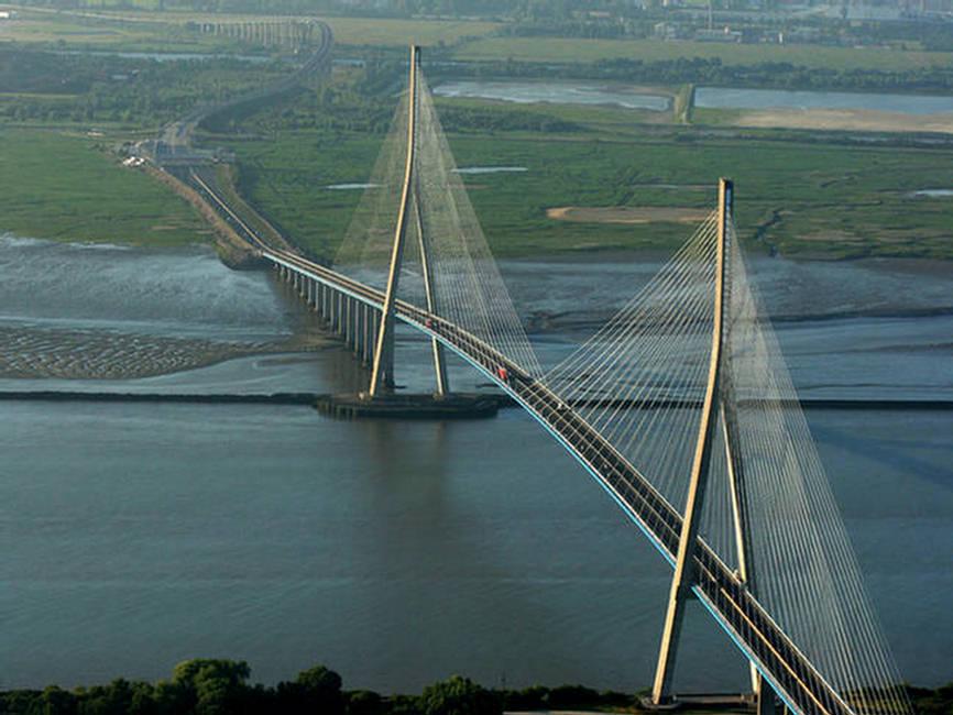 Pont De Normandie In France Images Xcitefun Net