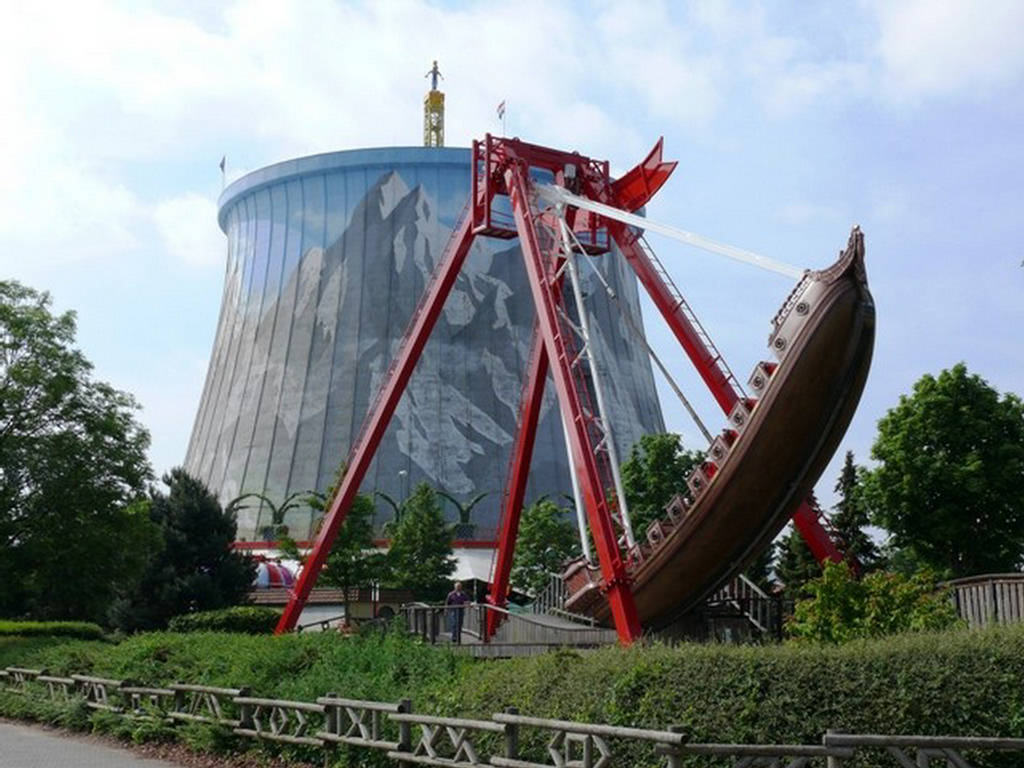 Nuclear Power Plant Amusement Park Images - Germany ...