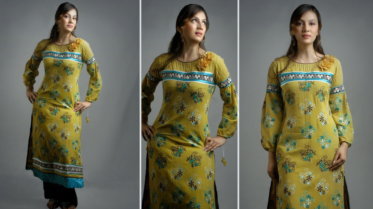 Embroider Fashion And Textures Nakoosh Collection