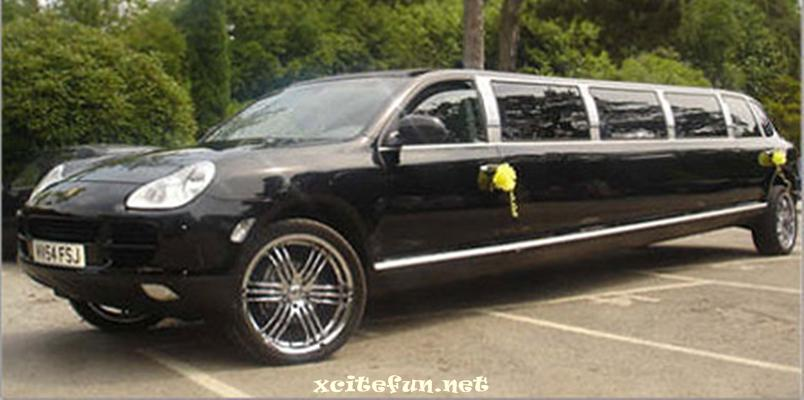 Rolls Royce Limuzin >> Cool and Unusual Limousines - XciteFun.net