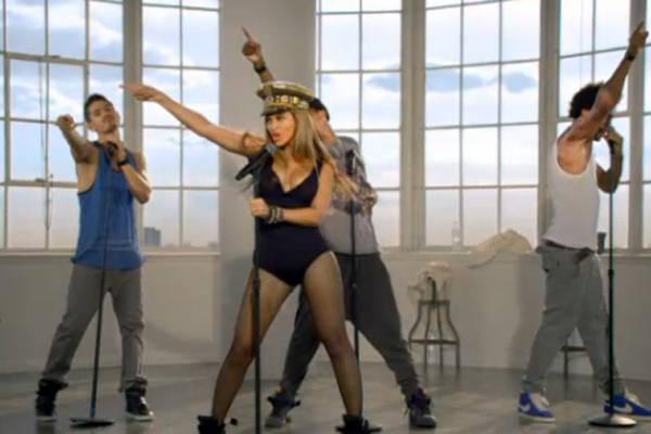 كليب Beyoncé - Love On Top 2011 HD