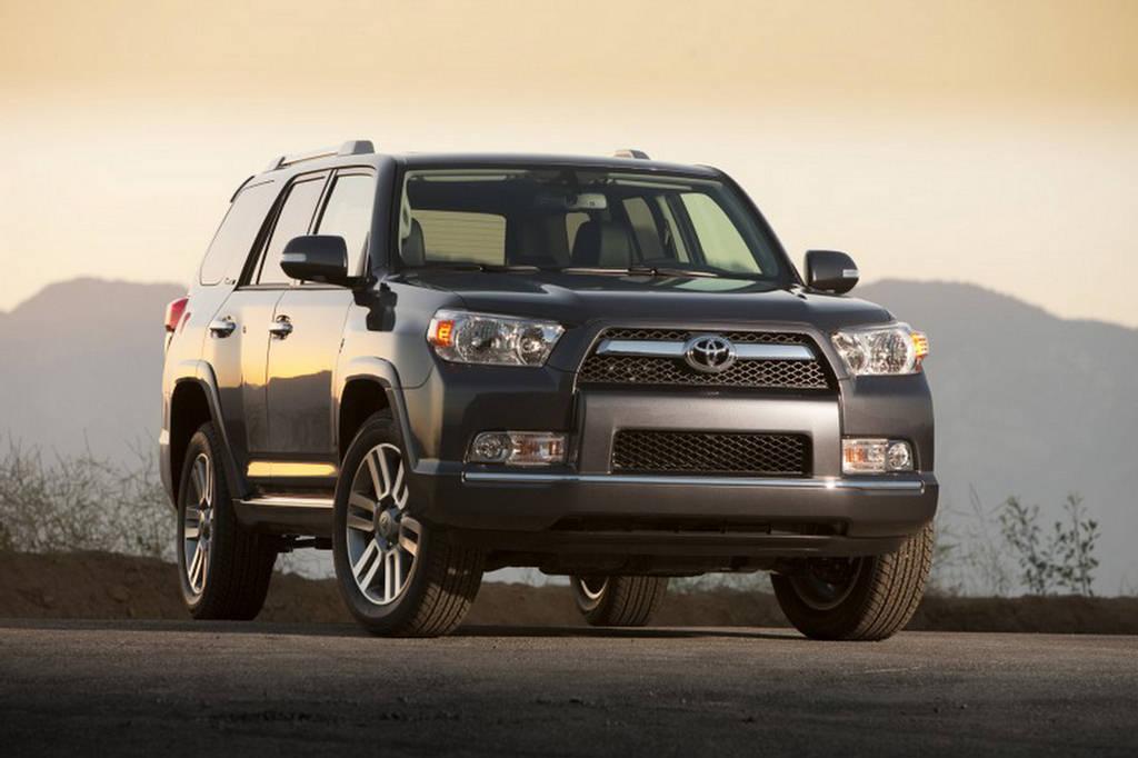 Toyota 4runner Jeep Wallpapers 2012 Xcitefun Net