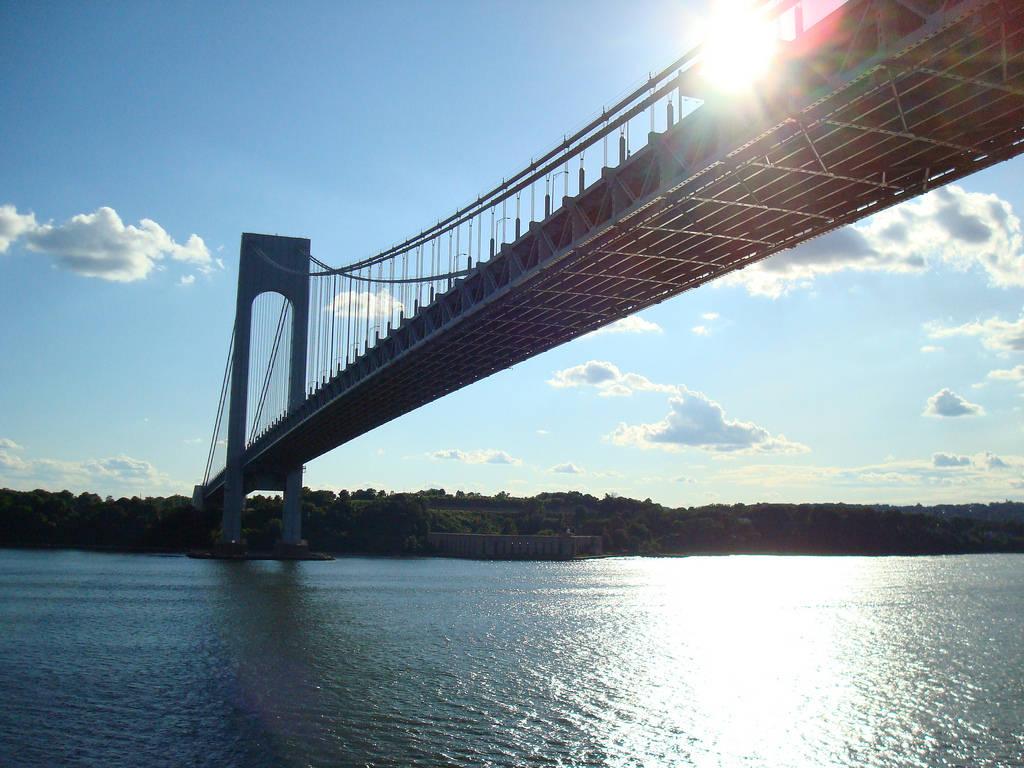 Verrazano Narrows Bridge Images New York City Xcitefun Net