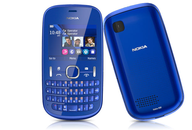 Nokia Asha 200 - Mobile Price Specs n Features