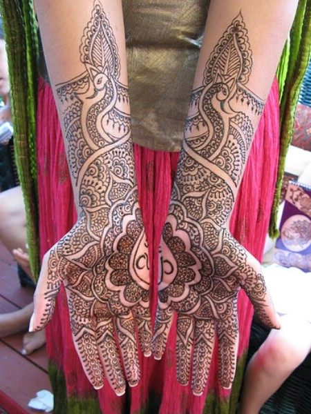 Eid Mehndi Design Collection 2011 For Eid Ul Azha
