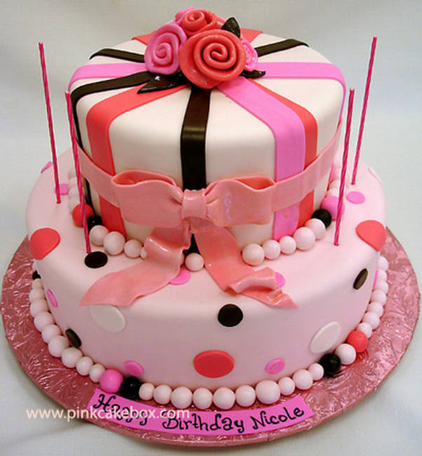 New Beautiful Cake Images : Happy Birthday Cakes - Beautiful Cakes - Page 4 - XciteFun.net