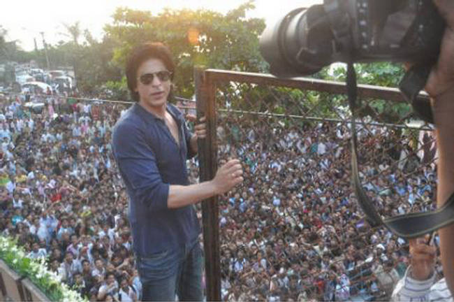Srk home picture.