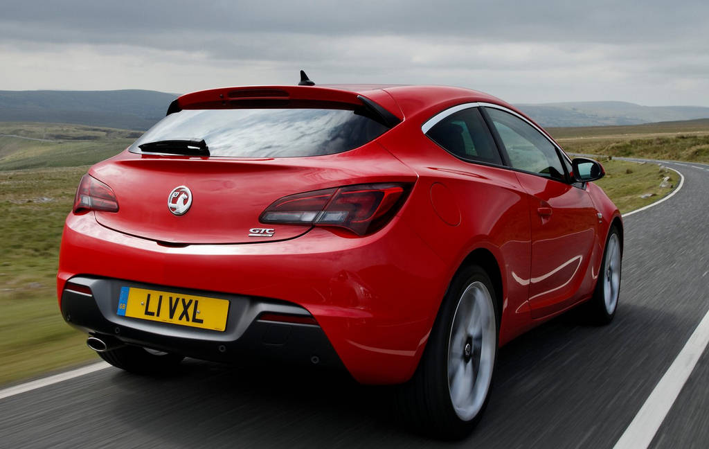 Vauxhall Astra GTC 2012 - Car Wallpapers n Images - XciteFun.net