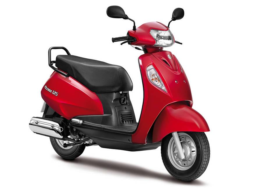 Suzuki Access 125cc Scooty - XciteFun.net