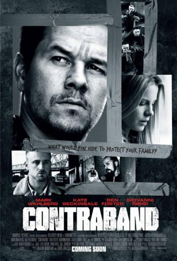 Contraband 2012 Contraband 2012 - Mark...