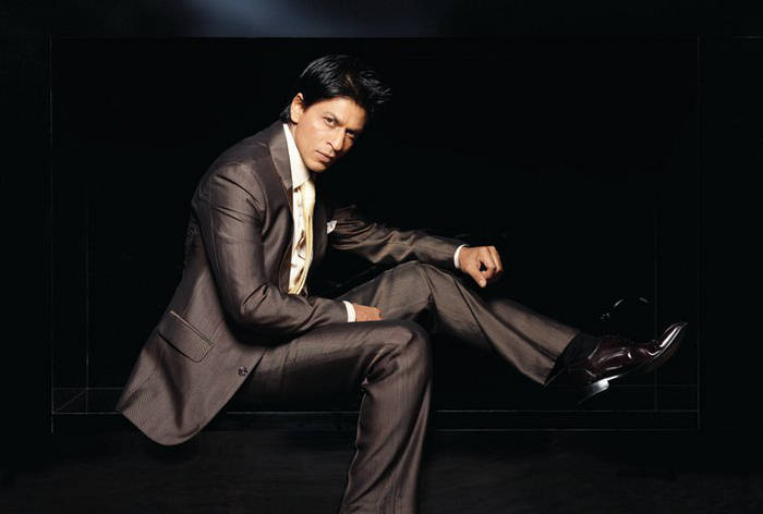 Shahrukh Khan Fashion Figure Belmonte Fine Apparel