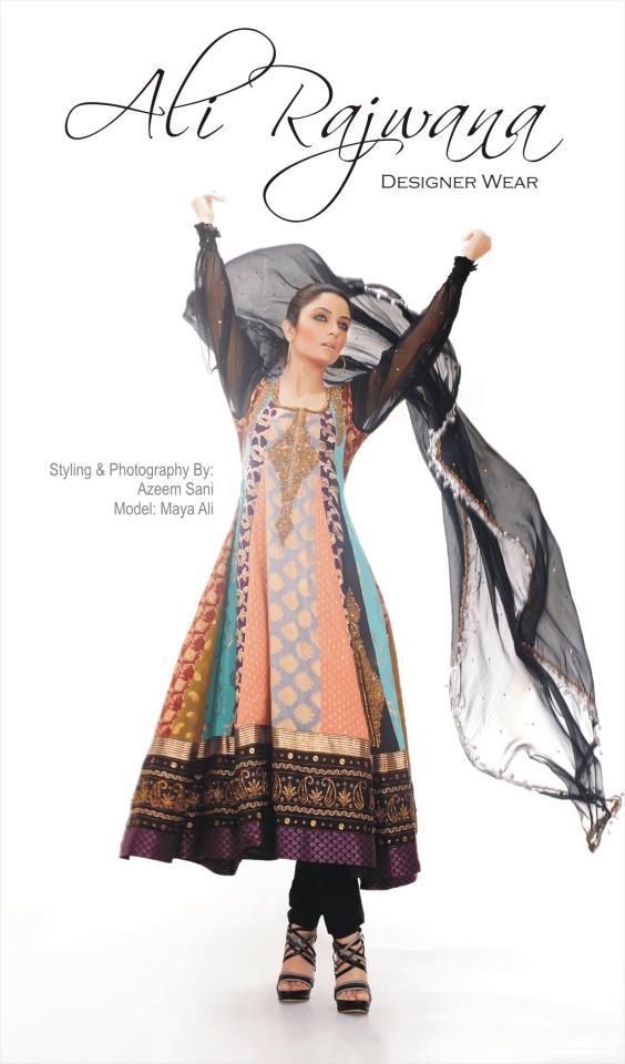 271962xcitefun ali rajwana designer wear collection 201 - Ali Rajwana Designer Wear Collection 2011-2012