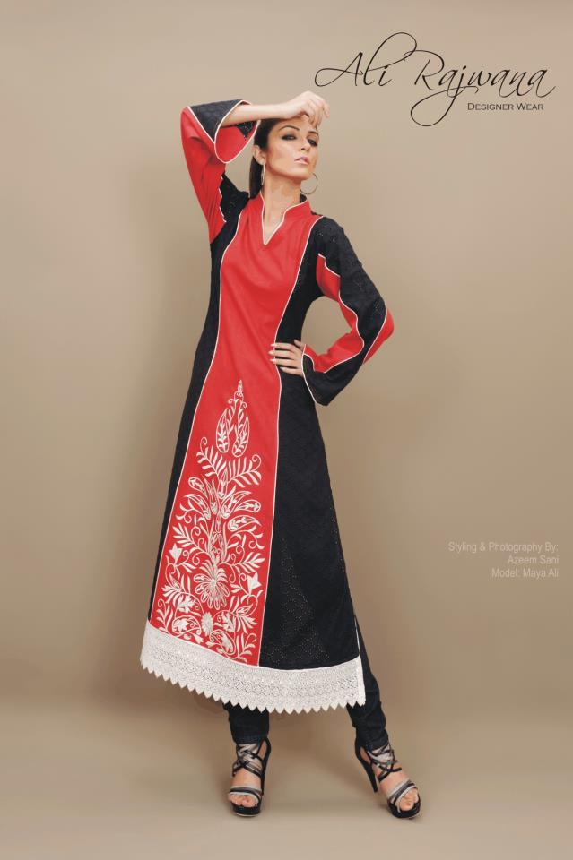 271965xcitefun ali rajwana designer wear collection 201 - Ali Rajwana Designer Wear Collection 2011-2012