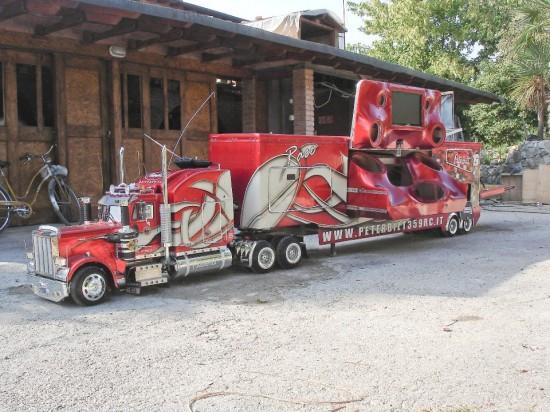 Peterbilt 359 - Remote-Controlled Big Truck - XciteFun net