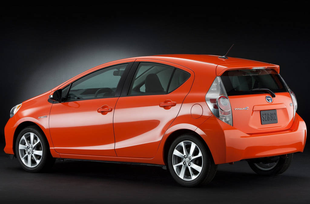 Toyota Prius C 2012  Car Wallpapers And Details