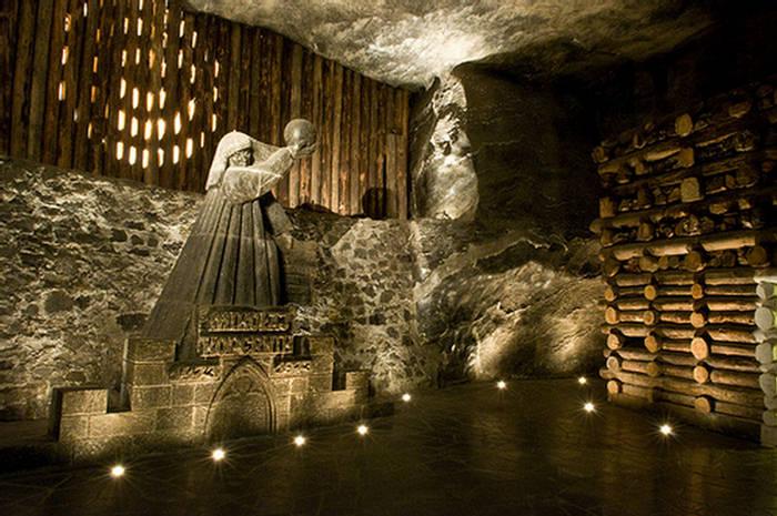 Wieliczka Salt Mine Castle Krakow Poland Xcitefun