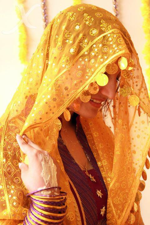 Bridal Mehndi Dresses 2012 : Fashion, Beauty